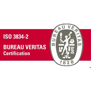 Certificazione MC Carpenteria EN 3834-2