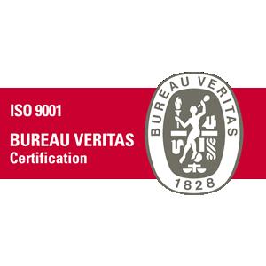 Certificazione MC Carpenteria ISO 9001